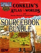 GDW's Space 1889 Sourcebooks [BUNDLE]