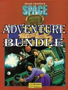 GDW's Space 1889 Adventures [BUNDLE]