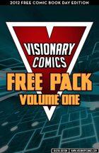 Visionary Comics Free Pack