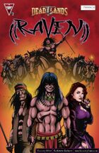 DEADLANDS: Raven #2