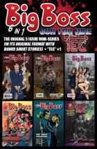 Original BIG BOSS 5 issue mini-series + Tec #1 [BUNDLE]