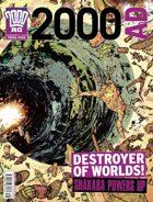 2000 AD: Prog 1725