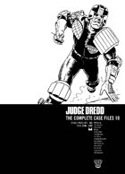 Judge Dredd: The Complete Case Files #10