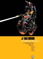 Judge Dredd: The Complete Case Files #12