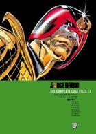 Judge Dredd: The Complete Case Files #13