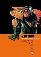 Judge Dredd: The Complete Case Files #16