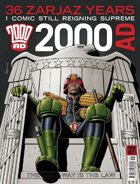 2000 AD: Prog 1821
