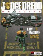 Judge Dredd Megazine #325
