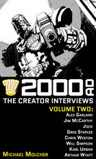 2000 AD: The Creator Interviews #2