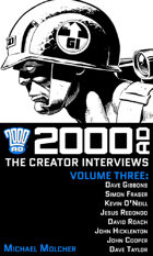 2000 AD: The Creator Interviews #3