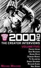 2000 AD: The Creator Interviews #5
