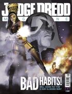 Judge Dredd Megazine #341