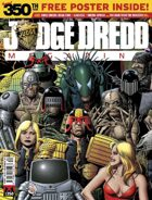 Judge Dredd Megazine #350