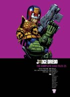 Judge Dredd: The Complete Case Files #25
