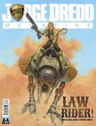 Judge Dredd Megazine #353