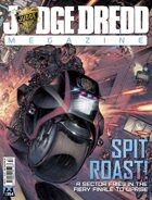 Judge Dredd Megazine #354
