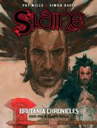 Slaine: The Brutania Chronicles – Book 1