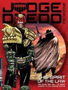 Judge Dredd Megazine #364