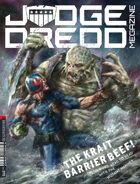 Judge Dredd Megazine #370