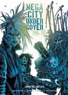 Mega-City Undercover #2