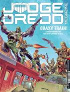Judge Dredd Megazine #375