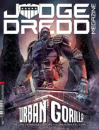 Judge Dredd Megazine #376