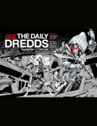 Judge Dredd: The Daily Dredds Volume 2 (1986-1989)