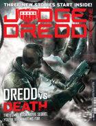 Judge Dredd Megazine #392