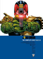 Judge Dredd: The Complete Case Files #34