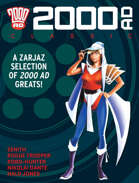 2000 AD Classic Collection 2015