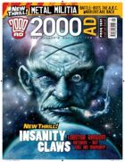 2000 AD: Prog 1601