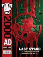 2000 AD: Prog 1625