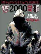 2000 AD: Prog 1633