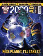 2000 AD: Prog 1650