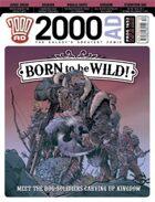 2000 AD: Prog 1652