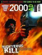 2000 AD: Prog 1658
