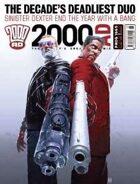 2000 AD: Prog 1665
