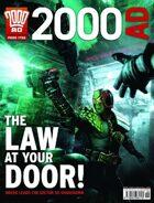 2000 AD: Prog 1702
