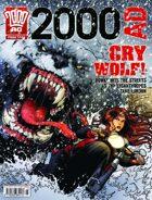 2000 AD: Prog 1703