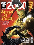 2000 AD: Prog 1709