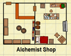 The Alchemist Shoppe: City Series #2