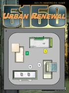 City Tiles SciFI :- 5150: New Hope City