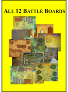 Talomir Tales: Battle Boards