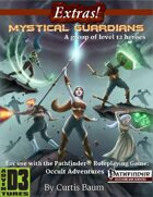 Extras! Mystical Guardians (CR 11)