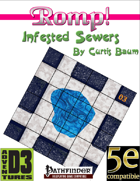 Romp! Infested Sewers [BUNDLE]