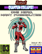 Extras! Quantum Collapse Issue #0