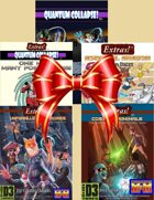 Mutants and Masterminds Holiday [BUNDLE]