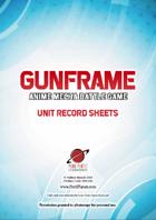 GunFrame Unit Record Sheets