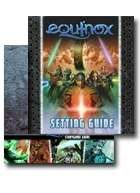 Equinox Setting & Storygame Guides [BUNDLE]