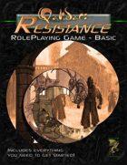 Qalidar: Resistance RPG - Basic